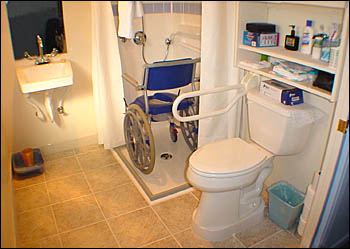 Handicap Bathrooms | - Part 3