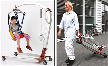 Light Weight Electric Portable Patient Lift