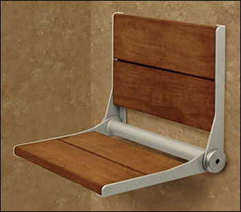 Invisia Fold Down Shower Seat