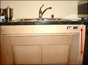 Electric Kitchen Sink