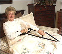 Bed Caddie Bed Pull-up Strap