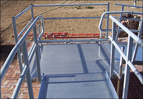 Modular Access Ramp Designs