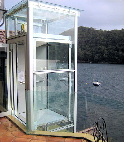 information about residential glass elevators or visit our website at
